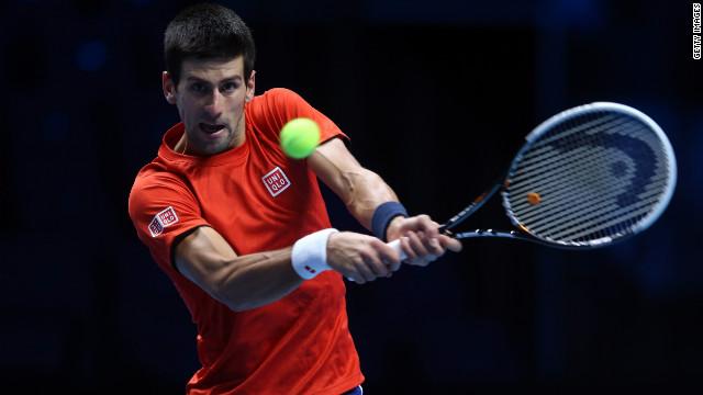 Djokovic desbanca a Federer como número 1 del mundo