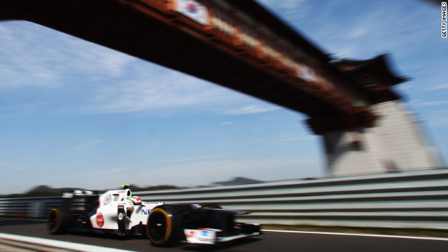"Sergio ""Checo"" Perez has been the surprise package of the 2012 Formula One season -- just his second year in the elite division of motorsport."