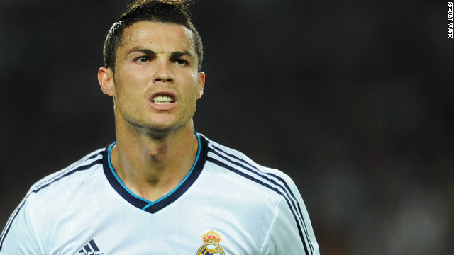 """In Real Madrid we are always under pressure,"" Cristiano Ronaldo told CNN. ""This is maybe the best club in the world... so we have a lot of pressure and we know that the fans, the Madrid city... everyone wants 'La Decima' (a 10th European Cup). """