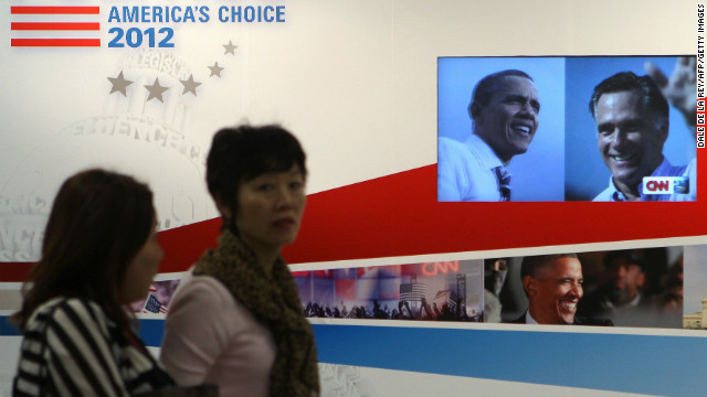 Hong Kongers will watch the forthcoming U.S. election with interest, particularly as China has been a dominant campaign theme.