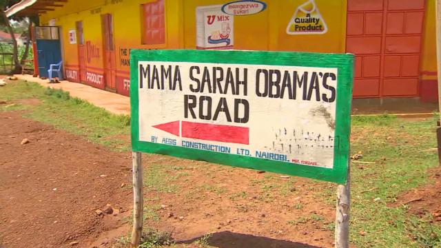"""Las elección presidencial en EE.UU. reaviva el """"romance"""" entre una aldea de Kenya y Obama"""