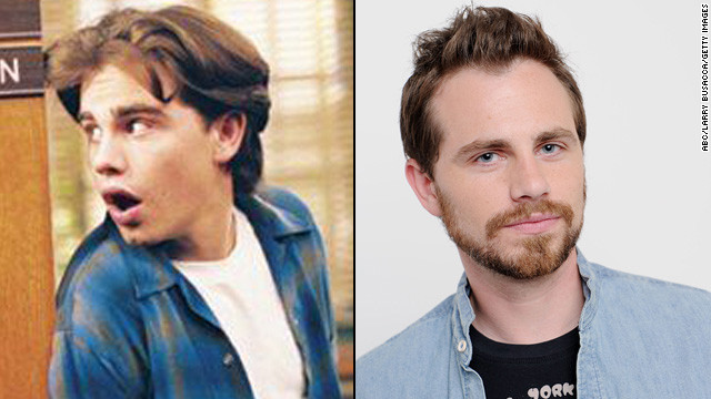 After the series ended, Rider Strong continued acting, but has moved behind the camera as of late, having written and directed projects along with his brother, Shiloh.