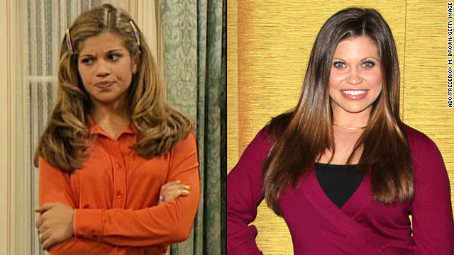 "Danielle Fishel came to fame playing '90s dream girl Topanga Lawrence. Fishel tried her hand at film with ""National Lampoon Presents Dorm Daze"" after the series ended, and now appears on MSN TV's ""Last Night on TV."""