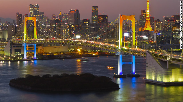 Prices in Asia typically drop during the winter, which means Tokyo can be a relative bargain in January and February.