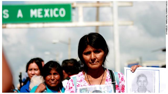 México, una travesía peligrosa para los migrantes