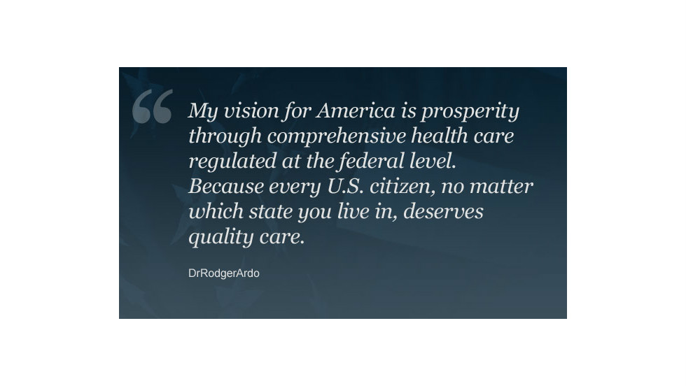 Pre-med student <a href='http://ireport.cnn.com/people/DrRodgerArdo'>DrRodgerArdo's</a> vision is shaped by his commitment to health care. <a href='http://ireport.cnn.com/docs/DOC-871701'>Read his full iReport here</a>.