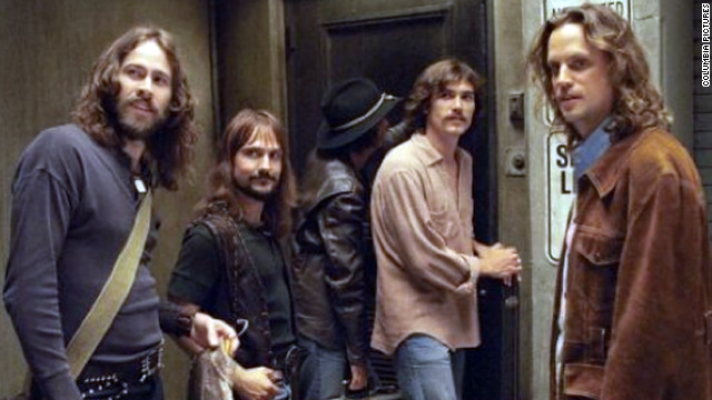 """Almost Famous"" follows an aspiring young journalist as he tours with the up-and-coming band Stillwater, played by Jason Lee, John Fedevich, Noah Taylor, Billy Crudup and Mark Kozelek. Crudup is featured as the band's guitarist Russell Hammond in the 2000 Oscar-winning film."