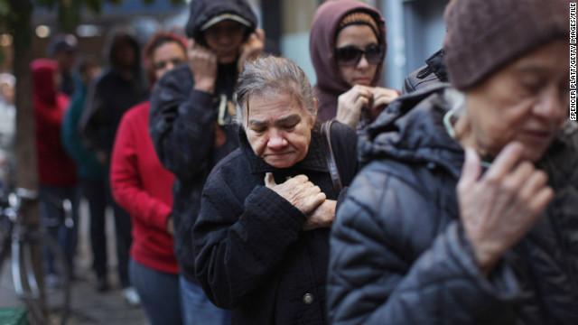 El 15% de los estadounidenses vive en la pobreza, según el Censo