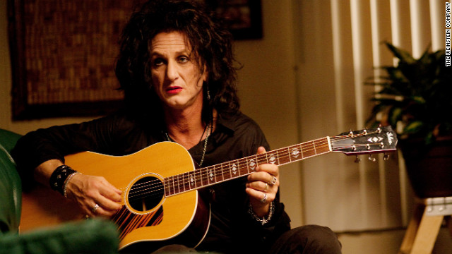 Sean Penn stars in &quot;This Must Be the Place&quot; as Cheyenne, a retired rock star living off his royalties. The dramedy recently opened in the United States.