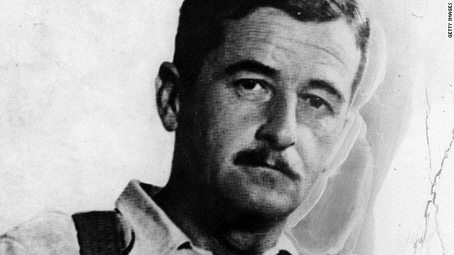 William Faulkner's line,
