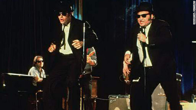 &quot;The Blues Brothers,&quot; a 1980 musical comedy starring John Belushi and Dan Aykroyd, is about making music for a good cause.