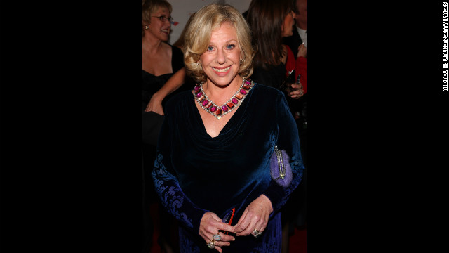 Erica Jong, pictured here in 2005, released the seminal feminist novel &quot;Fear of Flying&quot; in 1973.