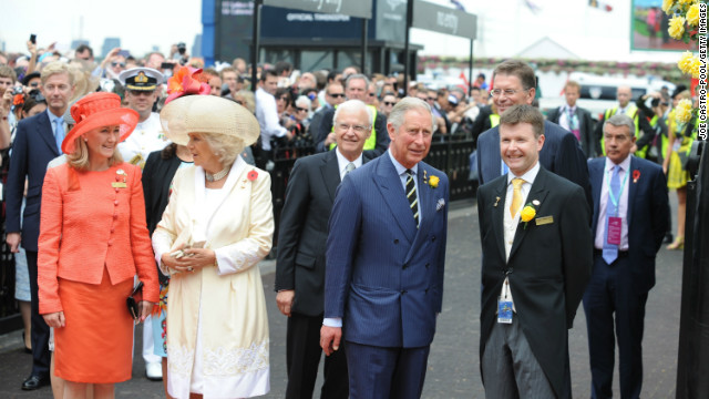 Camilla, Duchess of Cornwall and Prince Charles, Prince of Wales are in Australia on the second leg of a Diamond Jubilee Tour taking in Papua New Guinea, Australia and New Zealand.