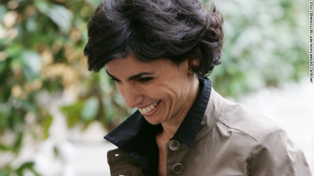 Former French justice minister Rachida Dati is launching a paternity suit Tuesday against a French businessman.