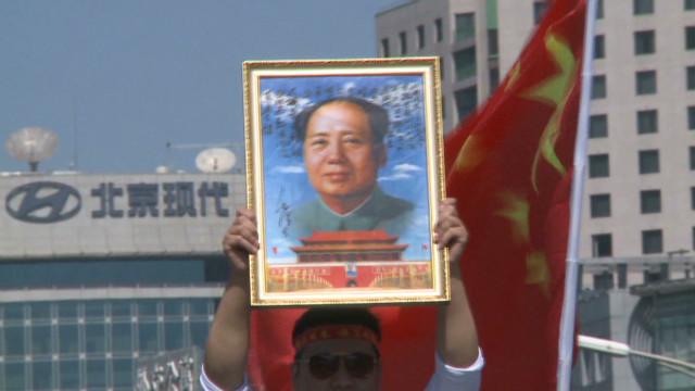 La figura de Mao prevalece mientras el comunismo chino cambia de líder