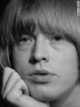 "Brian Jones from ""The Rolling Stones: Charlie Is My Darling — Ireland 1965"""