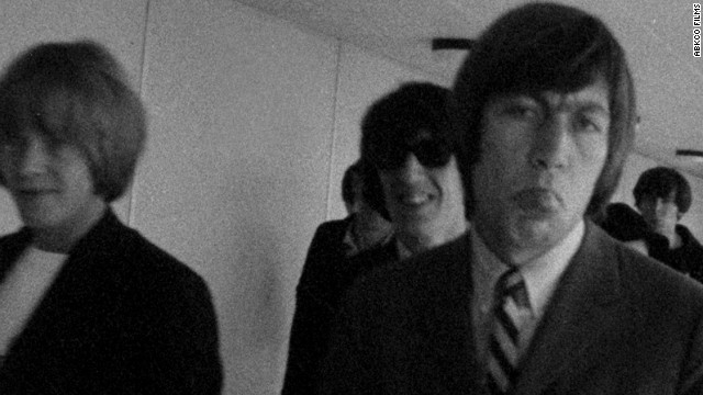 Brian Jones, Bill Wyman and Charlie Watts from &quot;The Rolling Stones: Charlie Is My Darling  Ireland 1965&quot;