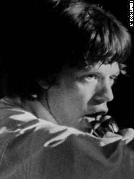 Mick Jagger from &quot;The Rolling Stones: Charlie Is My Darling  Ireland 1965&quot;