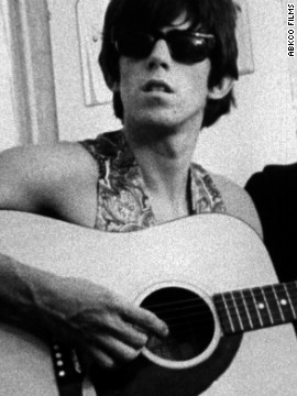 "Keith Richards from ""The Rolling Stones: Charlie Is My Darling — Ireland 1965"""