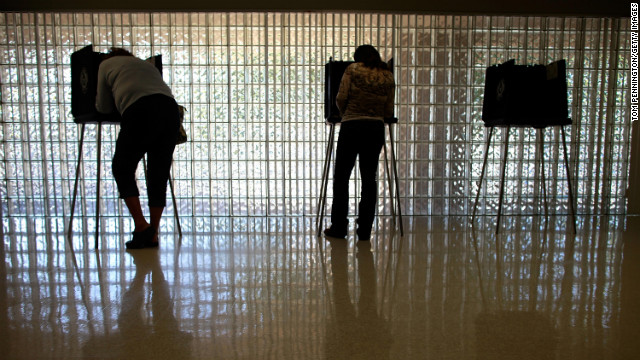 A federal holiday for Election Day could create a more festive atmosphere -- and more time to vote.