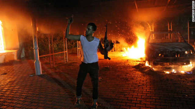Benghazi attacks | September 11, 2012
