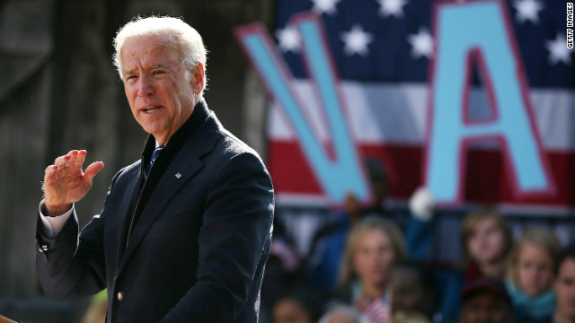Biden votes in Delaware