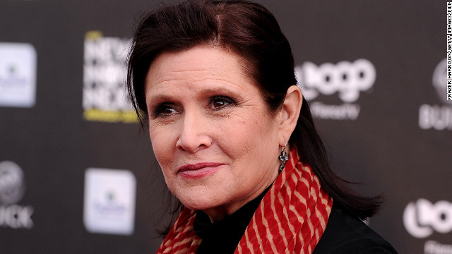 Overheard: Carrie Fisher would join new 'Star Wars'