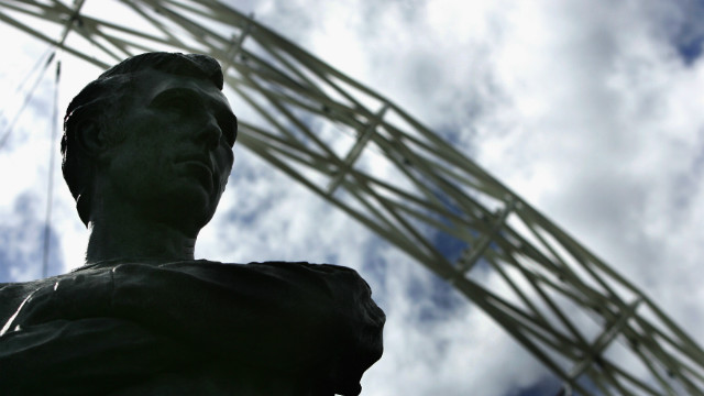 Jackson was also the artist who created the statue of former England captain Bobby Moore, which is located at Wembley Stadium. The statue, standing six meters in height and weighing approximately two tons, commemorates when Moore captained England to World Cup glory in 1966.<br/><br/>