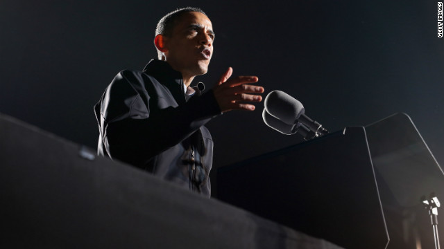 BREAKING: Obama wins re-election, CNN projects