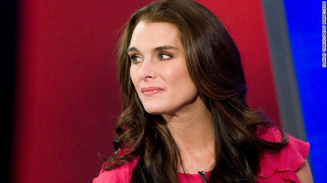 Brooke Shields speaks on mom's passing