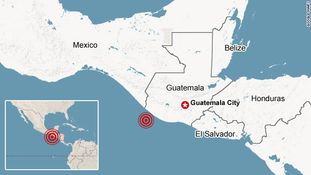 At least 48 dead after 7.4-magnitude quake off Mexico-Guatemala border