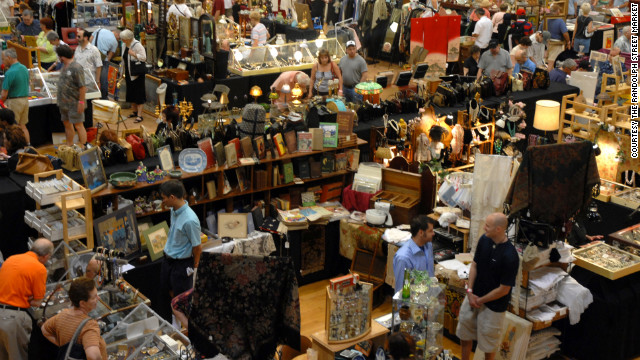 <a href='http://www.randolphstreetmarket.com/' target='_blank'>Randolphstreetmarket.com</a>; one weekend a month (dates vary). Advance-purchase admission $8, day-of admission $10.