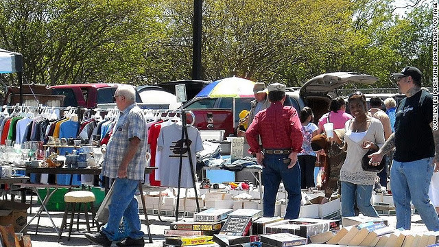 <a href='http://www.raleighfleamarket.net/' target='_blank'>Raleighfleamarket.net,</a> every Saturday and Sunday from 9 a.m.-6 p.m. year-round. Free admission and parking.