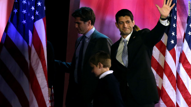Paul Ryan: 'Immensely proud' of campaign