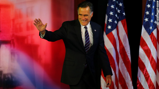 Romney weighs in on Washington controversies