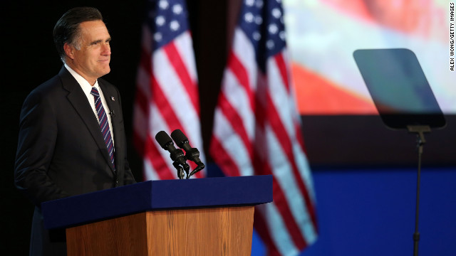 Romney to attend same Boston memorial as Obama