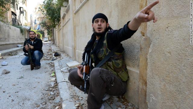 Gran Bretaña conversará con rebeldes para apoyar la transición en Siria