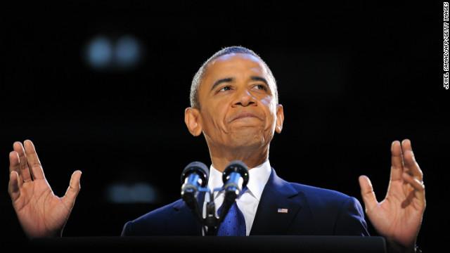 Obama empieza un nuevo mandato con varios retos para su administración