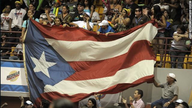Puerto Ricans favor statehood for first time