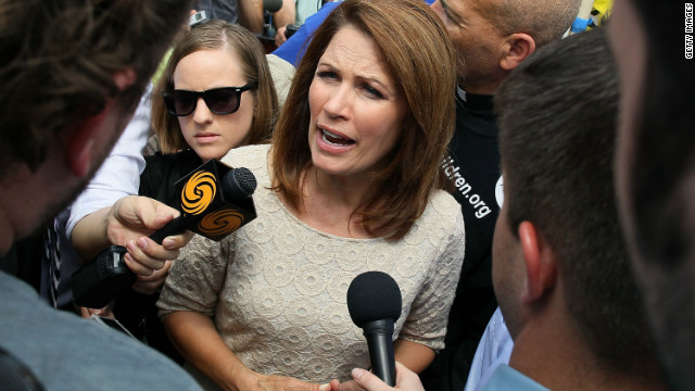 Bachmann wins re-election in tight race