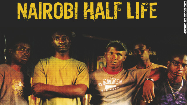 Kenyan movie Nairobi Half Life examines gang culture and crime in the Kenyan capital. 