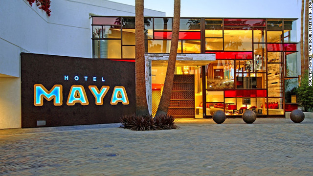 The Hotel Maya is running a yearlong &quot;The Year To Go Mayan&quot; sweepstakes that offer entrants the chance to win free weekend stays as well as a grand prize trip to the heart of Maya country in Yucatan, Mexico.