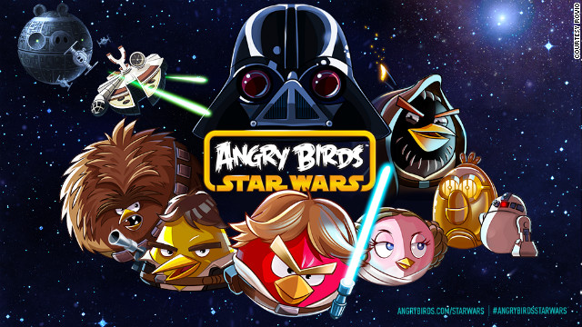 &quot;La fuerza&quot; de Angry Birds Star Wars llega a Facebook