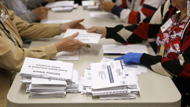 With absentee ballots counted, Florida remains in question