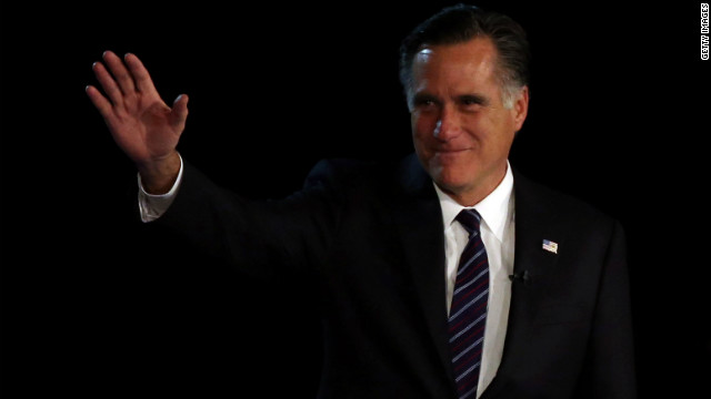 Romneys loss closes out Mormon moment