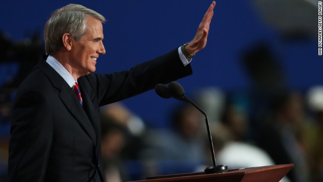 Perhaps it is time for Sen. Rob Portman to be a presidential candidate, says Paul Sracic.