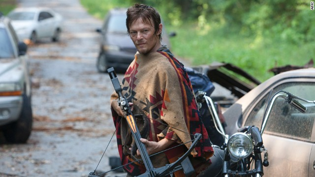 A 'Saturday Night Special' on 'The Walking Dead'