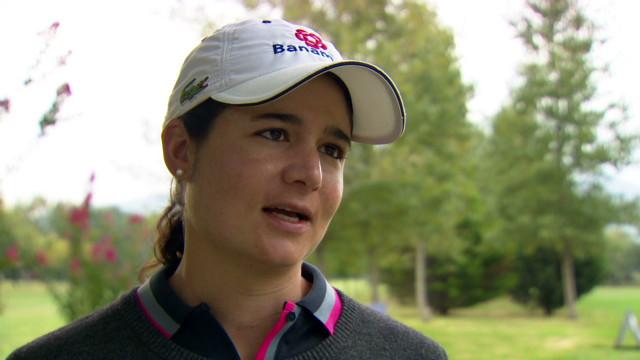 Lorena Ochoa: En la vida como en el golf hay que soñar en grande