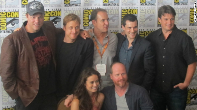 "A decade after its debut, fans of the short-lived sci-fi series ""Firefly"" continue to talk about it online and quote the show. Memorable moments from the series have gone viral, years later. Seizing on that excitement, the Science Channel is airing a marathon and 10th anniversary special, ""Browncoats Unite"" on Sunday. Here are some of our favorite quotes."
