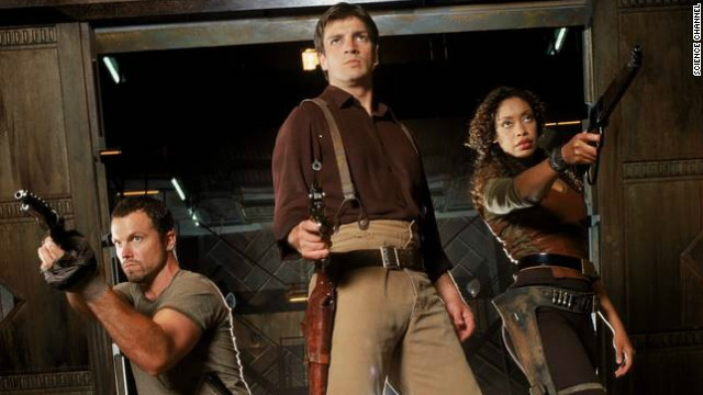 &quot;Firefly&quot; fans are often heard referring to members of the cast, crew and fellow fans who do good as &quot;big damn heroes.&quot; This came from an episode in which Mal and Zoe (Gina Torres) rescue Simon (Sean Maher) and River (Summer Glau) by saying, &quot;Appears we got here just in the nick of time. What does that make us?&quot; &quot;Big damn heroes, sir.&quot; &quot;Ain't we just?&quot;